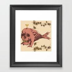 Tinkerfish Framed Art Print