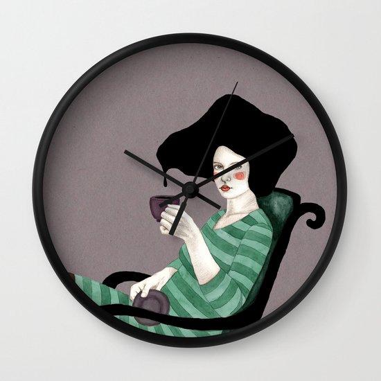 Tania Wall Clock