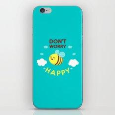 Buzzing life! iPhone & iPod Skin