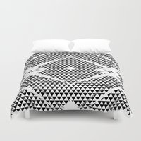 Inversion Duvet Cover