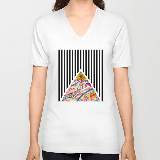 T.A.S.E.G. ii V-neck T-shirt