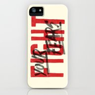 Fight Your Fears iPhone (5, 5s) Slim Case