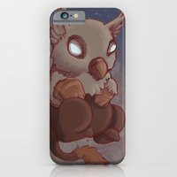 iPhone & iPod Case featuring Griffin Nugget by YetiParade