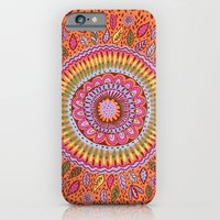 Pumpkin Bloom iPhone 6 Slim Case
