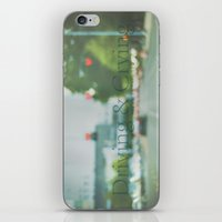 Driving & Crying iPhone & iPod Skin