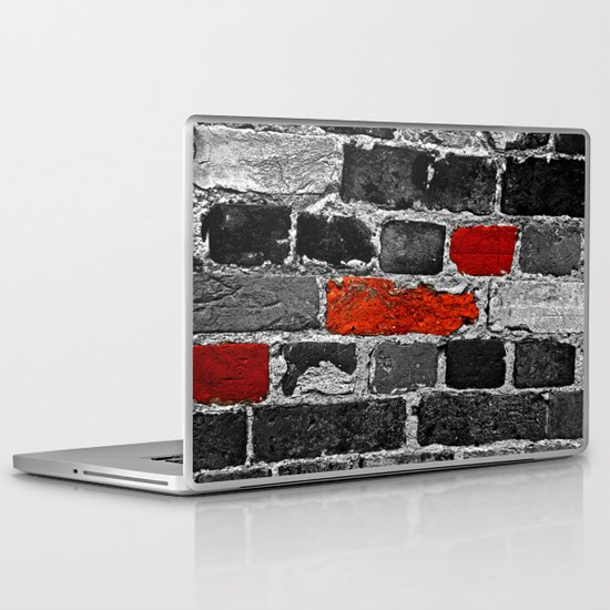 OTHER BRICKS IN THE WALL Laptop & iPad Skin