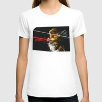 Pagliaccio Womens Fitted Tee White SMALL