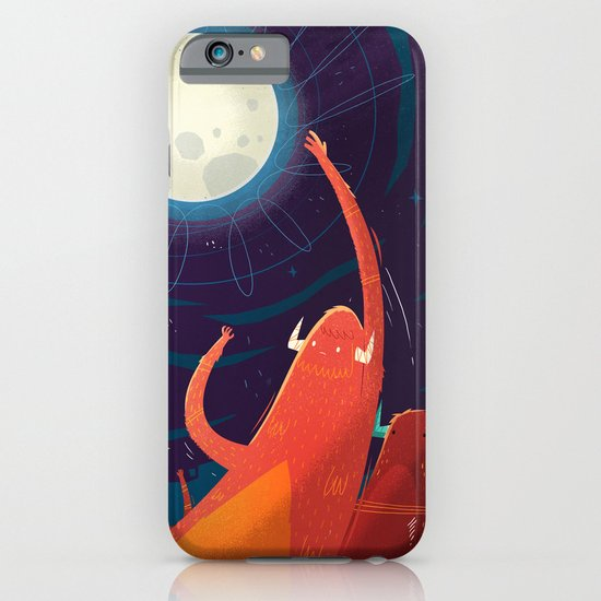 :::Touch the Moon::: iPhone & iPod Case