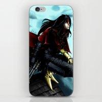 FFVII - Vincent iPhone & iPod Skin