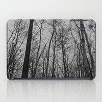Bare Trees  Series (6) iPad Case