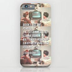 the perfect entertainment  iPhone 6 Slim Case