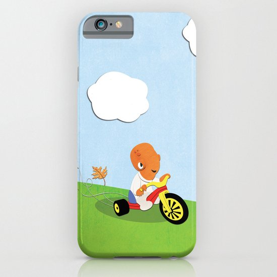 SW Kids - Big Wheel Ackbar iPhone & iPod Case