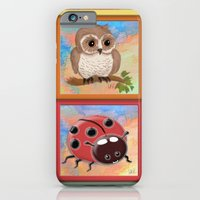 Baby animals iPhone 6 Slim Case