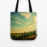 At the Edge 2.0 Tote Bag