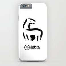 Chinese Zodiac - Year of the Horse iPhone 6 Slim Case