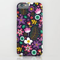 Sweet Viola iPhone 6 Slim Case