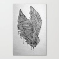 Canvas Print featuring Perfection by Stroke a Bird