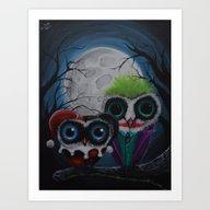 J&HQ Art Print