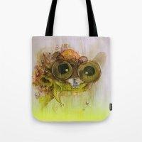 Weedy Playstation Franke… Tote Bag