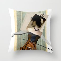 Greselda Throw Pillow