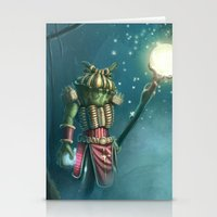 Gidon.  Stationery Cards