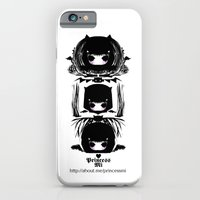 Three devil heads iPhone 6 Slim Case