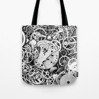 Bits of the work Tote Bag
