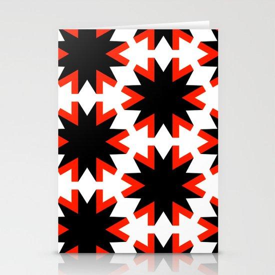 Vleminck Pattern Stationery Card