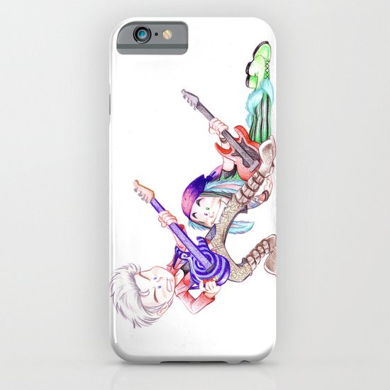 When March Hares Attack iPhone & iPod Case