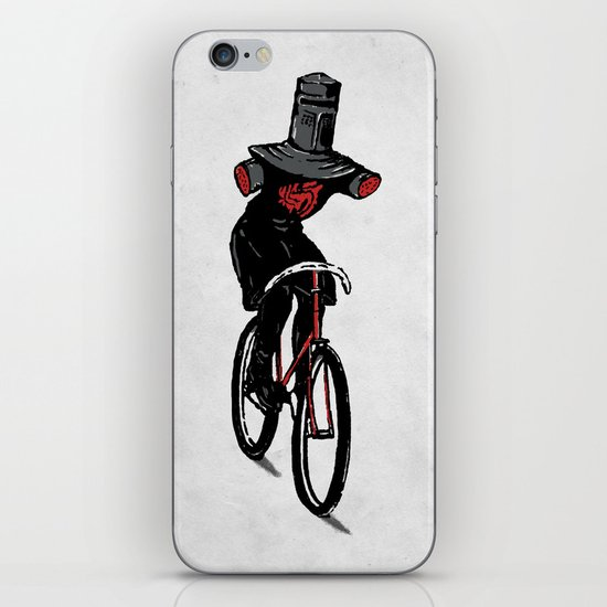 Look No Hands!  iPhone & iPod Skin