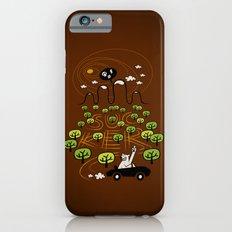 Never Trust a Bear Slim Case iPhone 6s