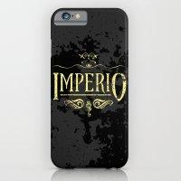 Harry Potter Curses: Imp… iPhone 6 Slim Case