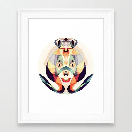 Ea Framed Art Print