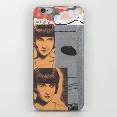 Collage #2 iPhone & iPod Skin