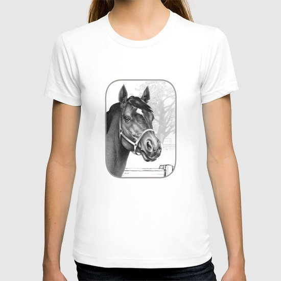 Stare of The Stallion T-shirt