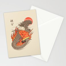 OYABUN Stationery Cards