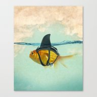 Brilliant DISGUISE Canvas Print