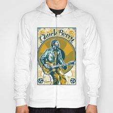 Chuck Berry All Hail Rock N Roll Hoody