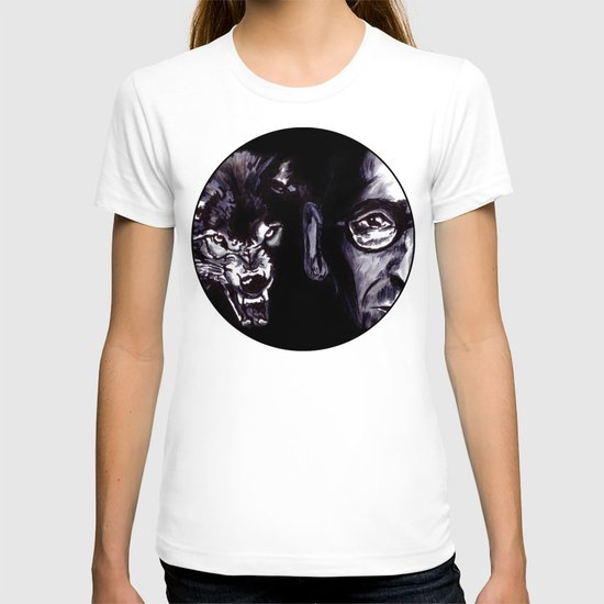 Treatise on the Steppenwolf. Not for Everybody. T-shirt