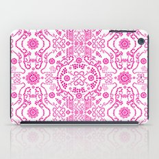 Hot Pink Lace iPad Case