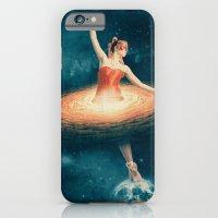 iPhone & iPod Case featuring Prima Ballerina Assoluta by Paula Belle Flores