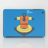 I Refuse To Sink iPad Case