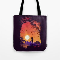 Moments Tote Bag