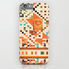 Orange Poem iPhone 6 Slim Case