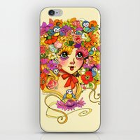 Springtime Reverie iPhone & iPod Skin
