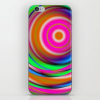 Candy Twist iPhone & iPod Skin
