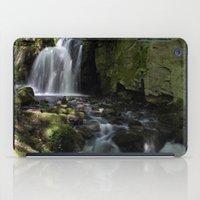 Waterfall At Lumsdale II iPad Case