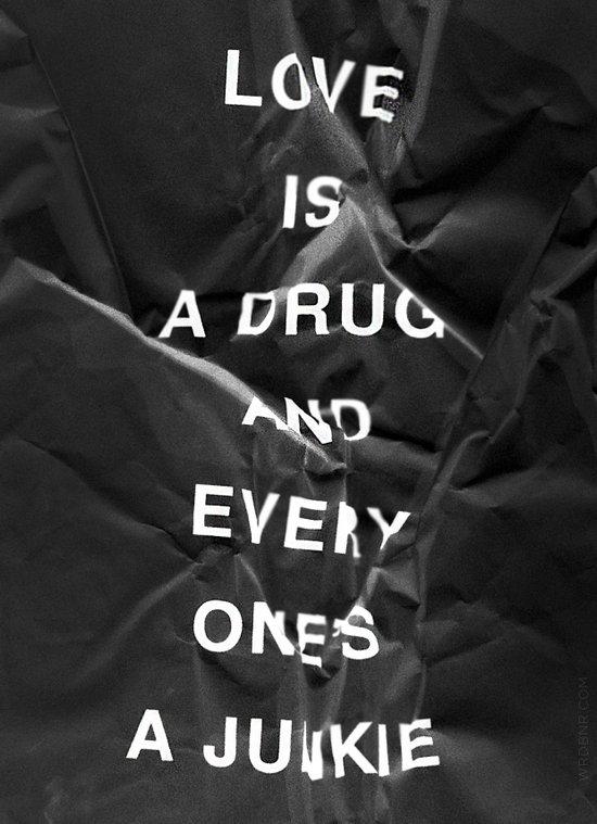 Drug Art Print
