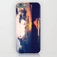 iPhone & iPod Case featuring Paradise Sunset by Pan Kelvin