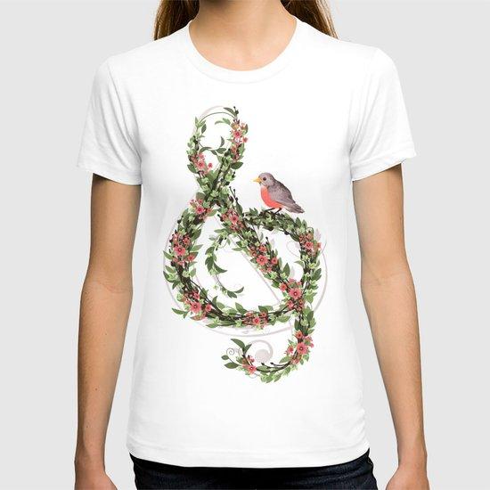 Robin's Song T-shirt